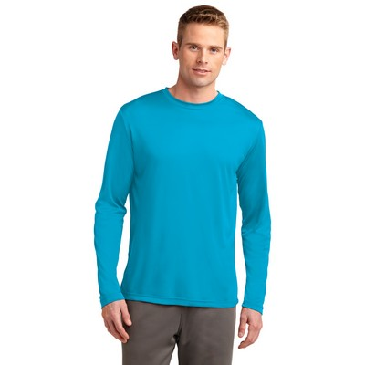 Sport-Tek® Men's Long Sleeve PosiCharge® Competitor™ Tee