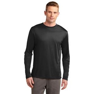 Sport-Tek� Men's Tall Long Sleeve PosiCharge� Competitor� Tee
