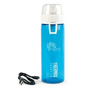 Thermos® Connected Hydration Bottle with Smart Lid - 24 Oz. Turquoise