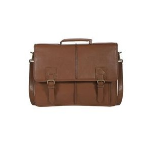 Handstained Calf Leather Workbag